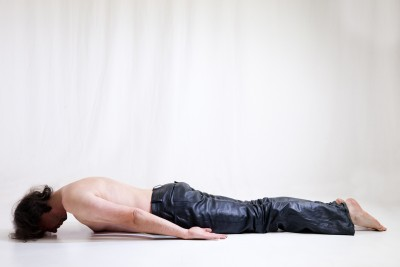 Prone Face Down position For Herniated Disc