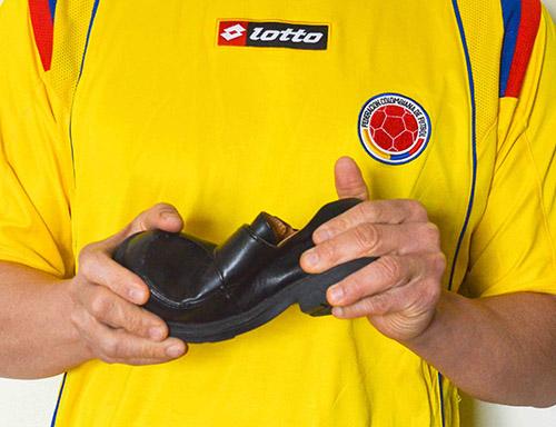 Custom Orthotics: Shoe Testing For Orthotics: Toronto downtown chiropractor