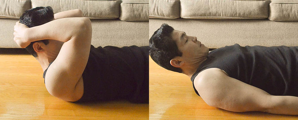 Get Rid Of Your Neck Pain With These Neck Exercises- Toronto Downtown Chiropractor-Deep Neck Flexors-Flexion Exercise