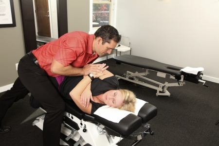 Chiropractic Spinal Manipulation Vs. Nerve Root Injections for Lumbar Disc Herniations-Toronto downtown chiropractor