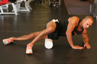 ITB Iliotibial band Foam Rolling- Toronto Downtown chiropractor
