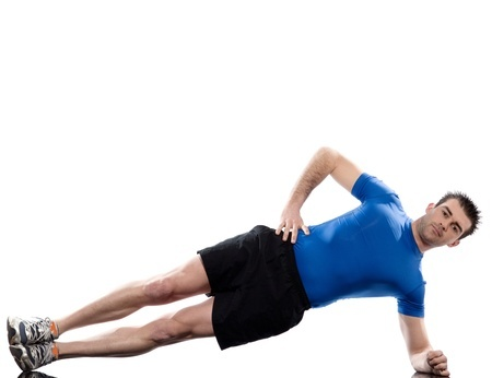 Degenerative Disc Disease Exercises Side Plank: Downtown Toronto Chriopractic