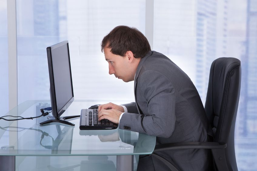 2 Minutes To Improving Your Sitting Posture: Downtown Toronto Chiropractor