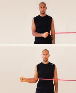 External Rotators Exercises For Rotator Cuff Pain: