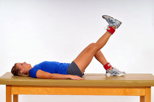 Straight Leg Raise For Plica Syndrome